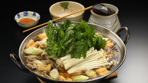 馬喰鍋(季節限定)
